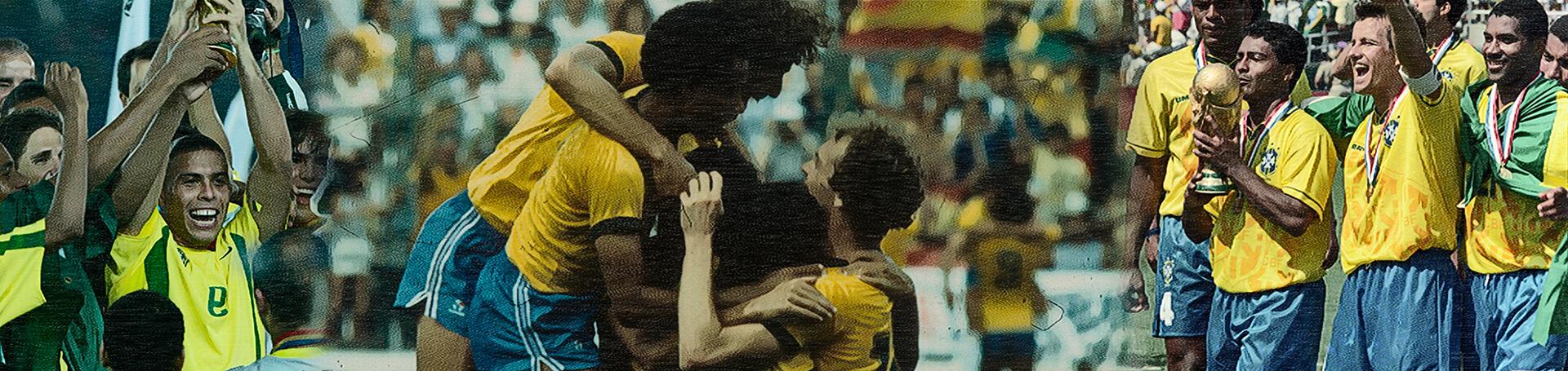 Header seleção brasileira